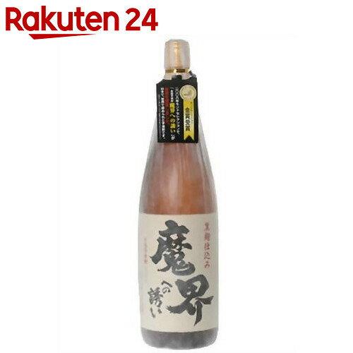 魔界への誘い 黒麹仕込み 芋焼酎 25度 1.8L