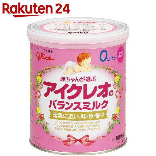 アイクレオ バランスミルク 320g【イチオシ】