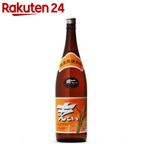 まんこい弥生 黒糖焼酎 30度 1.8L