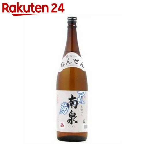 南泉 黒こうじ 芋焼酎 25度 1.8L