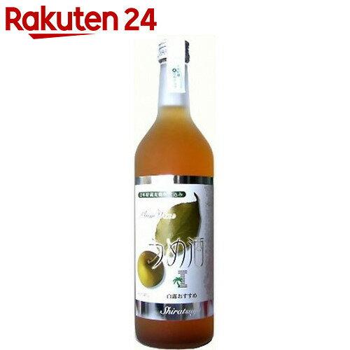 白露 おすすめの梅酒 リキュール 14度 720ml