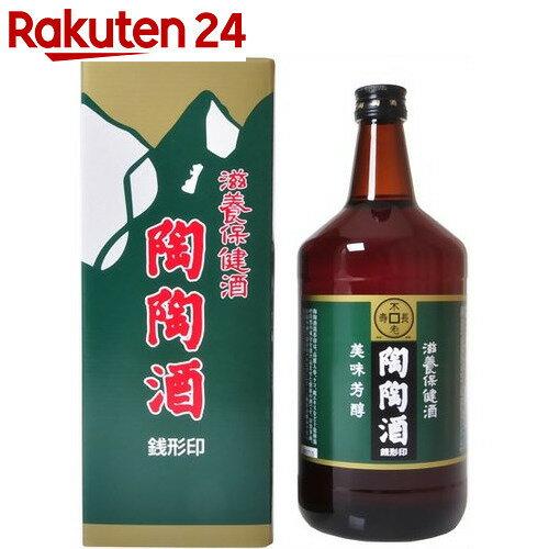 陶陶酒 銭形印 辛口 1000ml【HOF13】