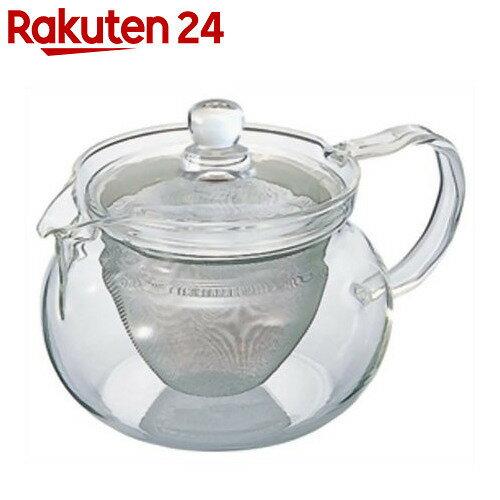 ハリオ 茶茶急須 丸 CHJMN-45T 450ml【楽天24】[ハリオ ガラス急須]【HOF16】【rank_review】
