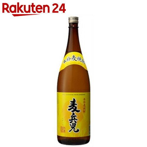 大海酒造 麦兵児(むぎへこ) 麦焼酎 25度 1.8L