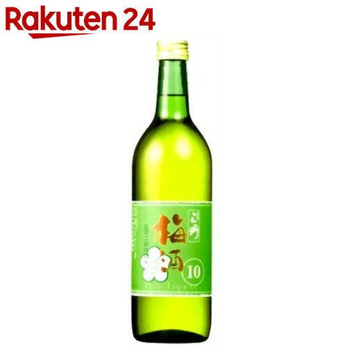三州梅酒10 720ml