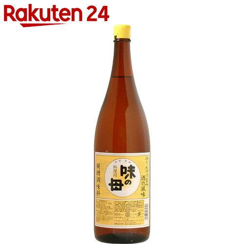 味の母(みりん風調味料) 1.8L【ms12ny】【HOF13】【イチオシ】【rank_review】