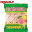 ハリボー グレープフルーツ 200g【楽天24】[HARIBO(ハリボー) グミ お菓子]
