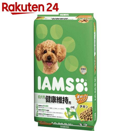アイムス 成犬用 健康維持用 チキン 小粒 12kg【pet1】