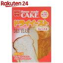 ドライイースト 3g×4袋【楽天24】[Home made CAKE ドライイースト]