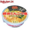凄麺 横浜とんこつ家 117g×12個【楽天24】【ケース販売】[ニュータッチ カップラーメン(カップ麺)]