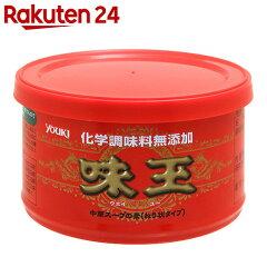 ユウキ食品味玉(ウエイユー)化学調味料無添加150g