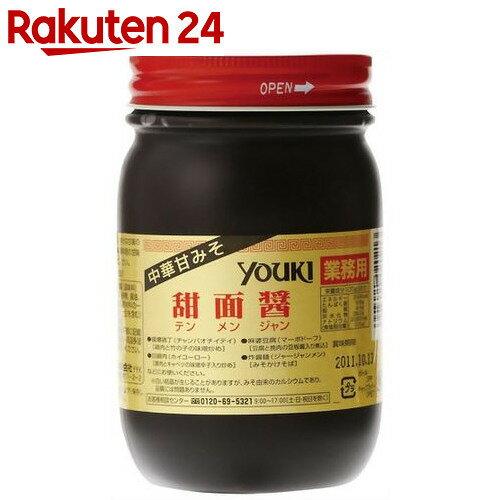ユウキ食品 業務用 甜面醤 500g