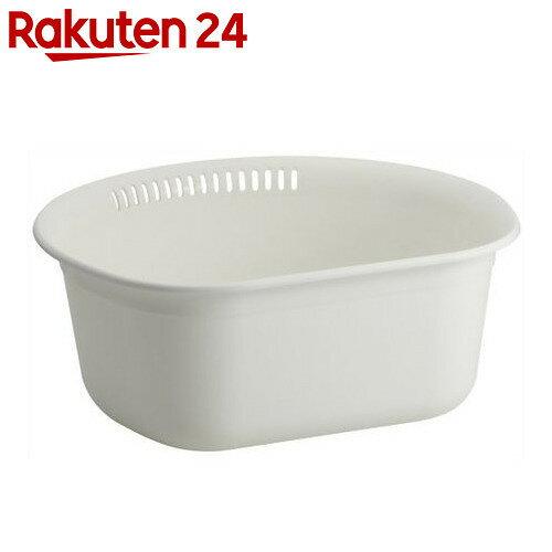 ASVEL ポゼ 洗い桶35型 ホワイト