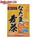 なた豆麦茶 10g×24バッグ【楽天24】[山本漢方 なたまめ茶(なた豆茶) お茶 健康茶]
