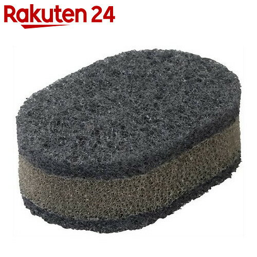 ラバーゼ スポンジ(ブラック・ブラック) LB-026