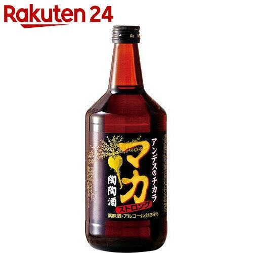 陶陶酒 マカ・ストロング 720ml【rank_review】