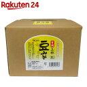 オーサワ 有機立科豆みそ (箱入り) 3.6kg【楽天24】[オーサワジャパン 味噌(みそ)]