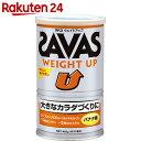 ザバス ウェイトアップ バナナ味 420g【楽天24】【あす楽対応】[ザバス(SAVAS) ホエイプロテイン]