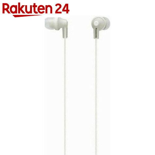 パナソニック ステレオインサイドホン RP-HJE150-W ホワイト
