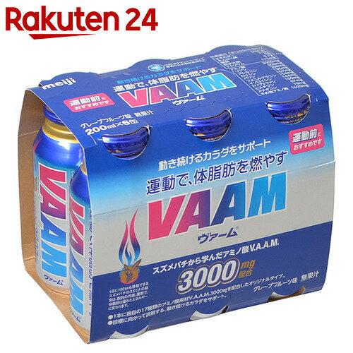ヴァーム 200ml×6本パック【楽天24】