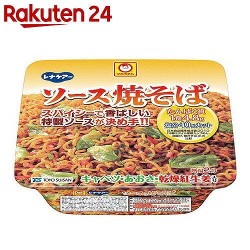 日清 レナケアー マルちゃんソース焼そば 107.8g