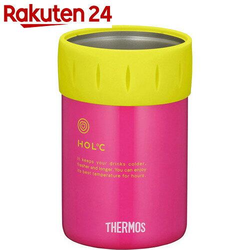 サーモス 保冷缶ホルダー ピンク JCB-351 P 350ml【thbr6】