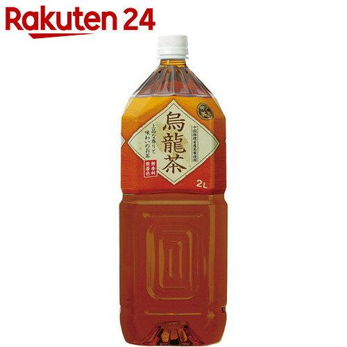 富永食品 神戸茶房 烏龍茶 2L×6本【rank_review】