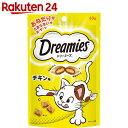 ドリーミーズ 猫用おやつ チキン味 60g【楽天24】[ドリーミーズ チキン・ササミ系(猫用)]