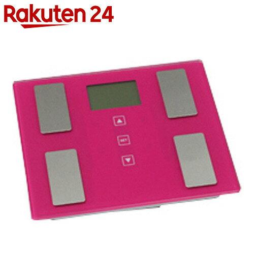 アイリスオーヤマ 体組成計 ピンク IMA-001