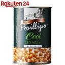 ポジリポ チェチ(ひよこ豆) 水煮 400g