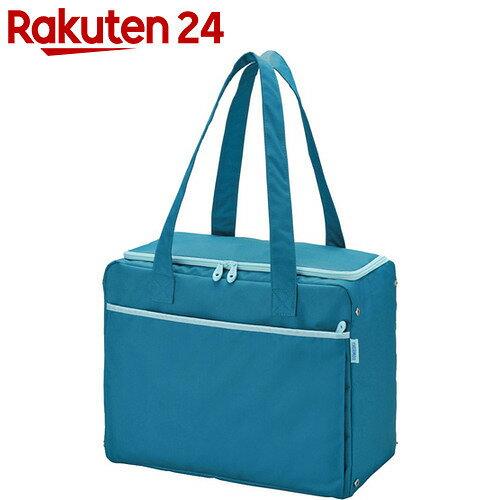 サーモス 保冷ショッピングバッグ 22L ブルー RED-022 BL【thbr10】