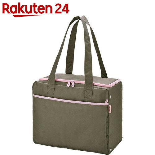 サーモス 保冷ショッピングバッグ 22L ブラウン RED-022 BW【thbr10】