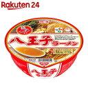 日清 麺ニッポン 八王子ラーメン 111g×12個【楽天24】【ケース販売】[日清 しょうゆラーメン]