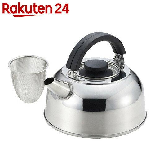 ヨシカワ 冷蔵庫にも入る麦茶のやかん 2.8L SJ1775