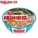 日清 麺ニッポン 横浜家系ラーメン 120g×12個【楽天24】【ケース販売】[日清 とんこつラーメン]