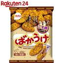 栗山米菓 ばかうけ ごま揚しょうゆ味 16枚入×12袋【楽天24】【ケース販売】[ばかうけ スナック菓子]