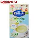 森永 Eお母さん 抹茶風味 18g×12本【楽天24】[Eお母さん マタニティミルク]