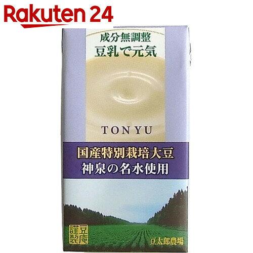 ヤマキ 成分無調整 豆乳で元気 125ml×24本【楽天24】