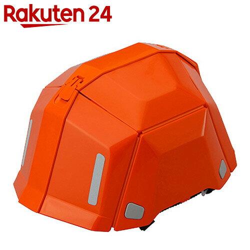 トーヨー(TOYO) 防災用折りたたみヘルメット ブルームII No.101 オレンジ