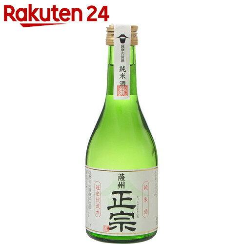 金山蔵 薩州正宗 純米酒(生貯蔵酒) 15度 300ml