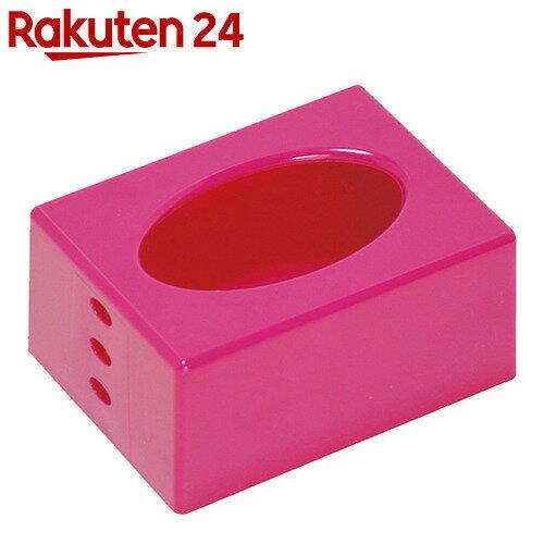ポケットティッシュケース ピンク