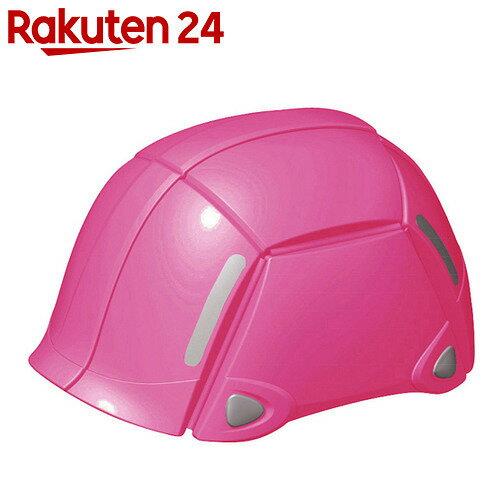 トーヨー(TOYO) 防災用折りたたみヘルメット ブルーム NO.100 ピンク