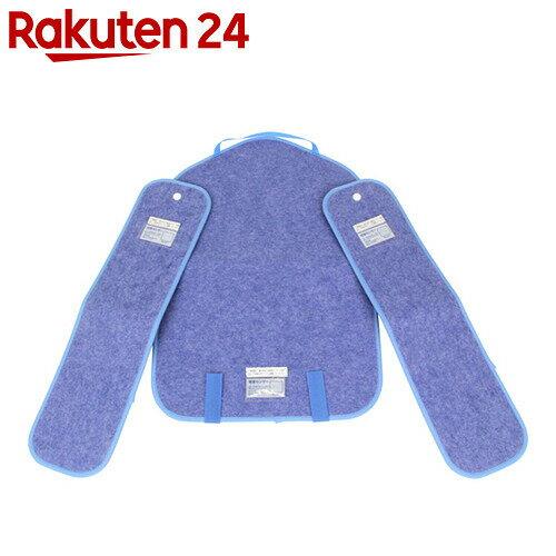 シリカクリン 激取りMAX 速攻乾燥 衣類用NEO 袖付 ブルー 1枚入