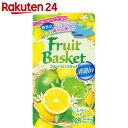 フルーツバスケット 消臭in レモン&ライムの香り ダブル 12ロール【楽天24】【あす楽対応】