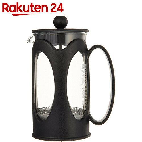 bodum(ボダム) KENYA(ケニア) フレンチプレスコーヒーメーカー 0.35L ブラック 10682-01
