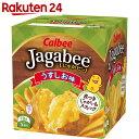 【ケース販売】カルビー Jagabee(じゃがビー) うすしお味 90g×12個【楽天24】[Jagabee(じゃがビー) スナック菓子]