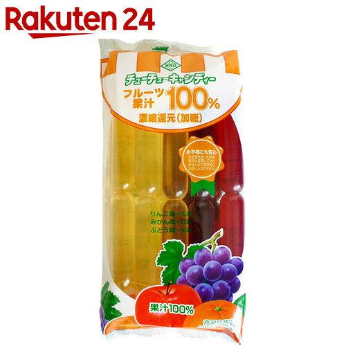 【ケース販売】チューチューキャンディー フルーツ果汁100% 10本×15袋【stamp_cp】【stamp_006】