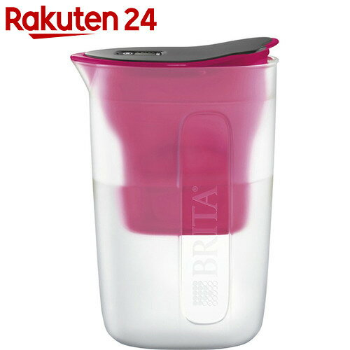 ブリタ ファン マクストラプラスカートリッジ1個付き(日本正規品) ピンク 1.0L【ma1】