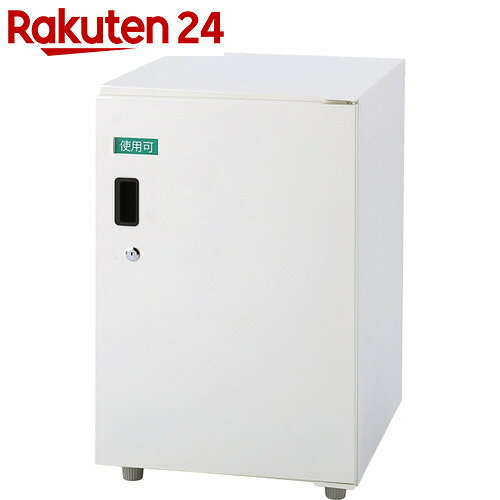 Nakabayashi 宅配ボックス 1枚扉タイプ アイボリー STB-201-IV