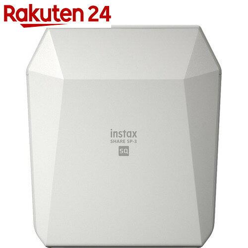 富士フイルム スマホdeチェキ instax SHARE SP-3 ホワイト 1コ
